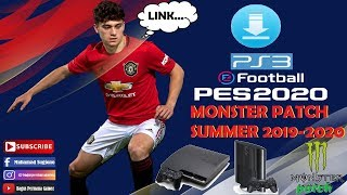 eFootball PES 2020 MONSTER PATCH Ps3 SUMMER SEASON Update4 [ LINK ]