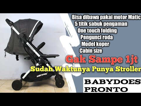 43++ Pronto one stroller review information