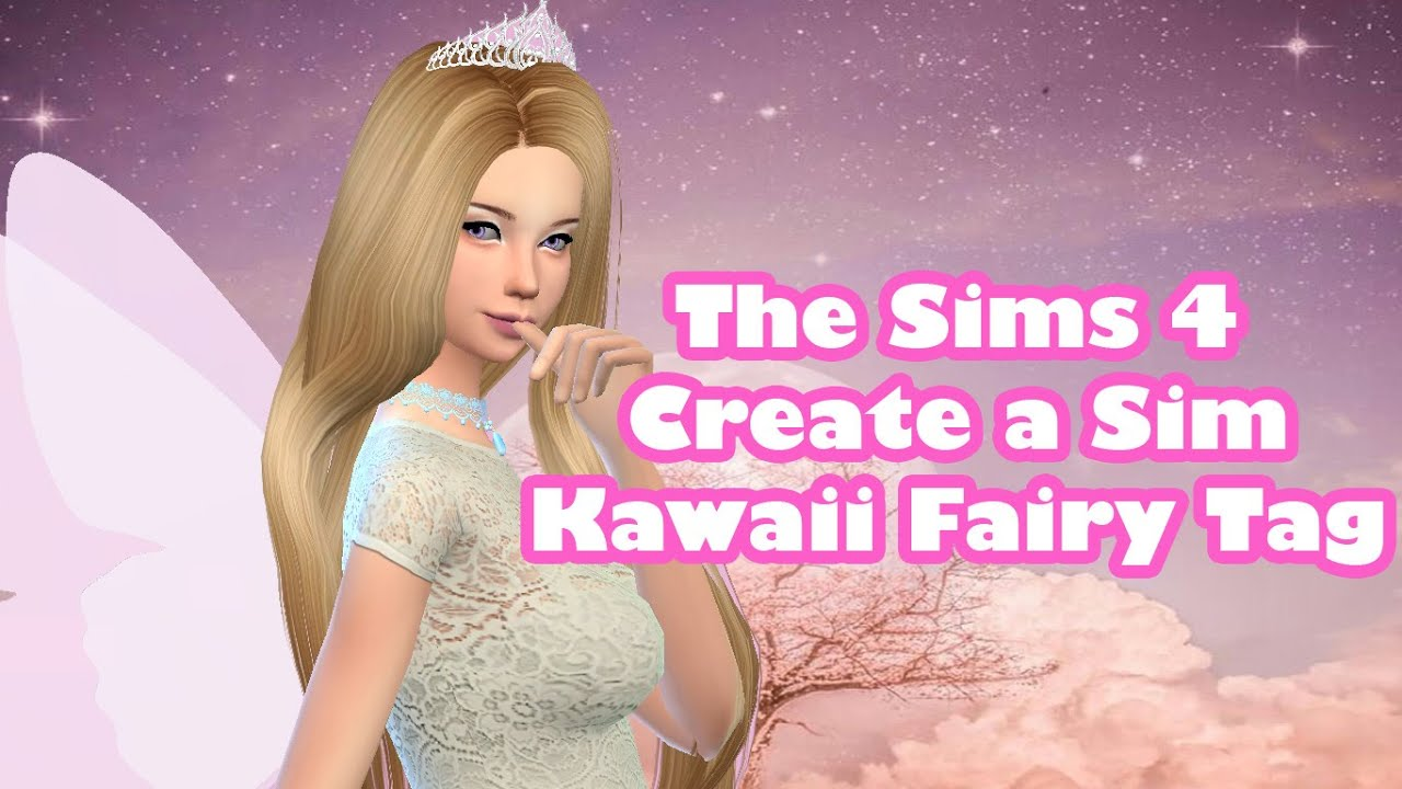 how to become a fairy in sims 4