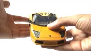 1:24 MotorMax Lamborghini Murcielago Roadster
