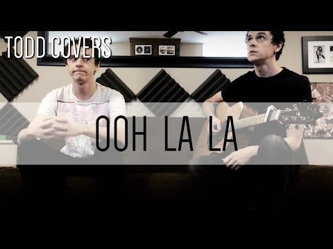 Todd Barriage - Ooh La La (Britney Spears Cover)