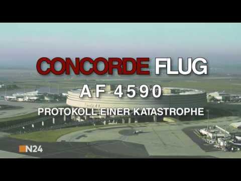 Concorde Flug AF 4590 - Protokoll einer Katastrophe