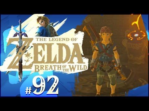 The Legend of Zelda: Breath of the Wild - Part 92 | Tingel Island + Quadruple Shrines!