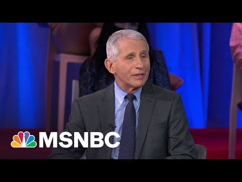 Dr. Fauci Explains Emergency Use Authorization For Covid Vaccines