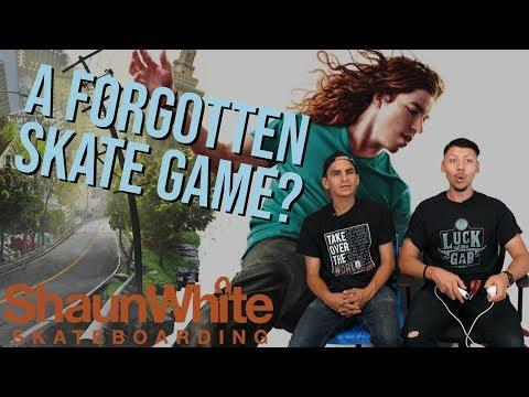 FORGOTTEN SKATE GAME??? Shaun White Skateboarding - Gabe Cruz and Carlos Lastra