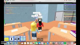 FOUND A VIETNAMESE GIRL IN ROBLOX! W/ Lemonade pop:D