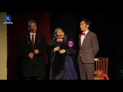 The Phantom of The Opera Act-1 The English School of Mongoli