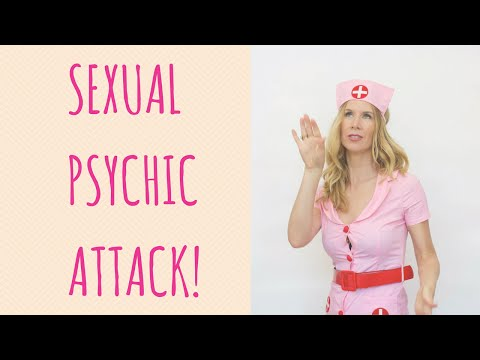 Psychic Attack: How to Clear Sexual Psychic Attack Energy (Crazy Story)