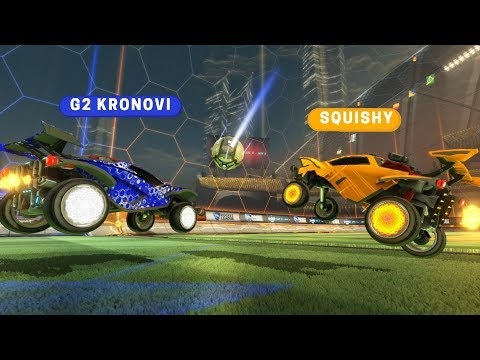 The 10 Greatest Rocket League Players Of All Time