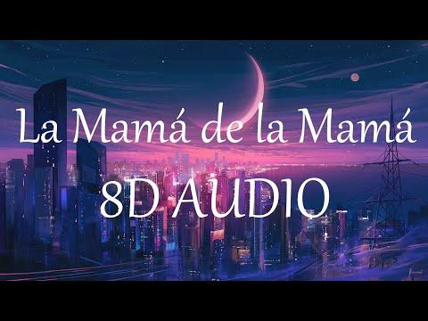 """La Mamá de la Mamá (8D AUDIO) 360° – El Alfa """"El Jefe"""" x CJ x El Cherry Scom"""