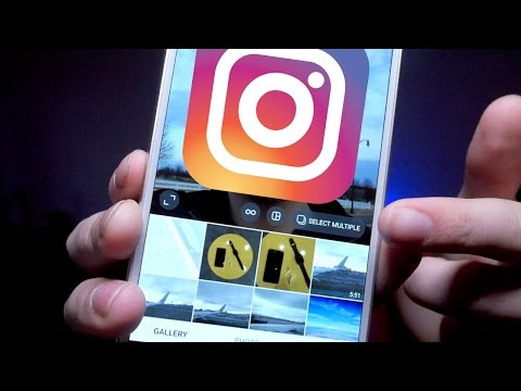 Hot to delete multiple photos on instagram