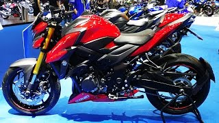 SUZUKI GSX-S750 abs 2017 PEARL MIRA RED ราคา 367,000 บาท