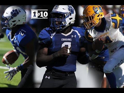 Week 8: Rickards vs Godby! -- Godby Takes Home District Title | Full Highlights