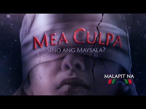 Mea Culpa Trailer: Coming in 2019 on ABS-CBN!