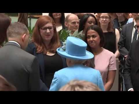 The Queen's speech to civil servants at the Home Office