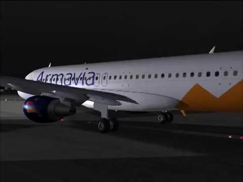 A320 Armavia 1 авиакатастрофа