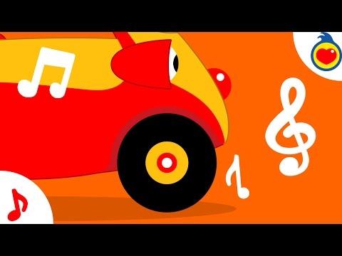 Las Ruedas del Autobús ♫ Plim Plim ♫ Canciones Infantiles