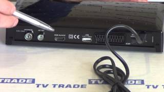 Walker WP13DTB R Saorview Box