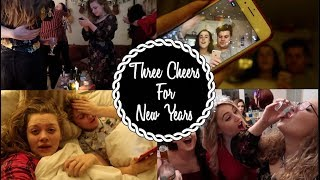 And So It Begins...♥ Three Cheers For New Years ♥