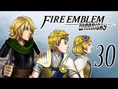 Let's Play Fire Emblem Warriors [German][Blind][#30] - Einblick in den historischen Modus!