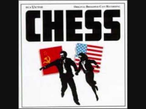 Anthem- Chess (Broadway)