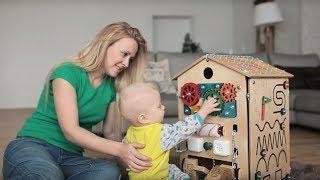видео Развивающие игрушки для детей от 8 лет