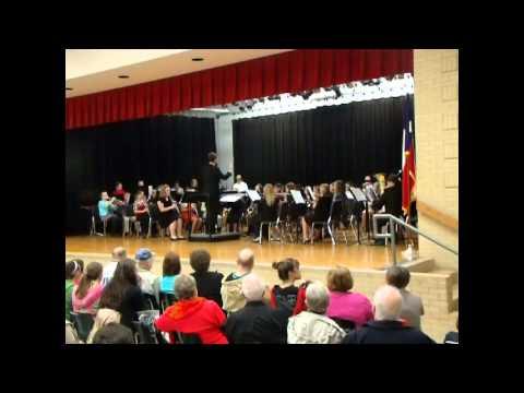 Maypearl Middle School Beginning Band