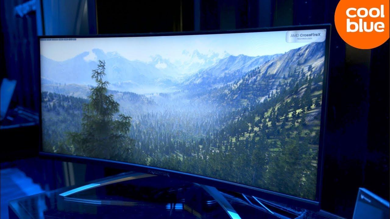 Acer Predator X35 Monitor Review (Nederlands)