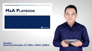 Pencarian dan Seleksi Target Merger dan Akuisisi - Buku Merger & Acquisition Playbook