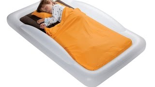 Review: The Shrunks Indoor Travel Bed