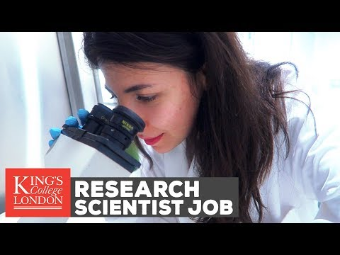 Jobs You Can Get With Biomedical Sciences: Working In Cancer Research! A Typical Week | Atousa
