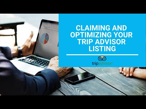How To Claim And Optimize Your Hotel's TripAdvisor Listing