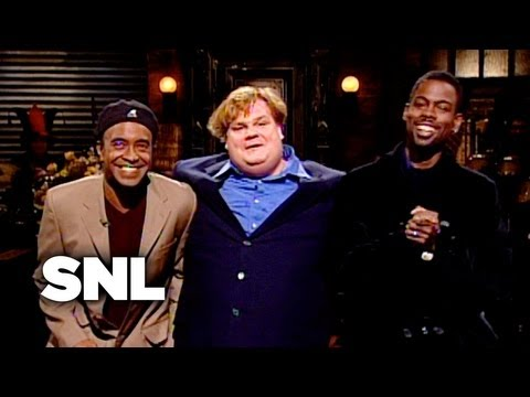 Chris Farley Monologue - Saturday Night Live