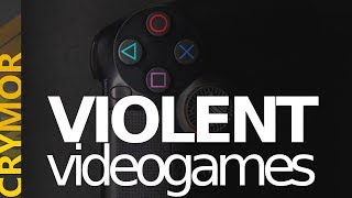 Are Video Games Too Violent?   Crymor