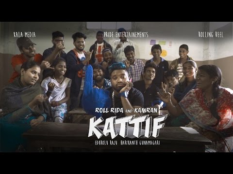 ROLL RIDA & KAMRAN | KATTIF FUNNY TELUGU RAP MUSIC VIDEO |  | w/ Lyrics