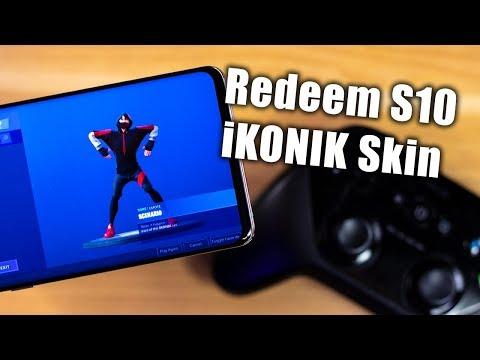 How To Redeem The Galaxy S10 IKONIK Fortnite Skin