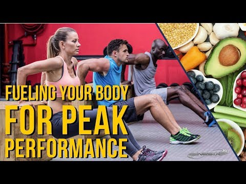How to Properly Fuel Your Body for Peak Performance | Nutrition for Athletes
