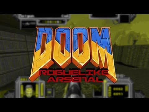 DooM RogueLike Arsenal - Whispers Of Satan (01 - 09) Montage