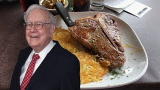 Take a look inside Warren Buffett