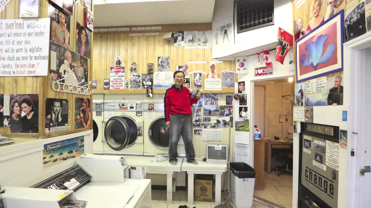 Laundromat Design Build