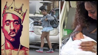 Happy Hotep day! Serena Williams Shares Photos Of Newborn Daughter+ Is Brandy Pregnant🤔