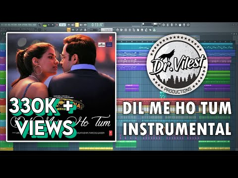Dil Me Ho Tum (Instrumental) | CHEAT INDIA | Armaan Malik | Bappi Lahiri, Rochak Kohli | Dr
