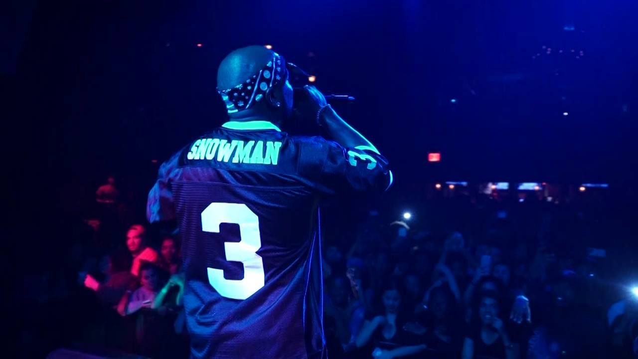 YG Brings Out Jeezy & Dave East During The Fuck Donald Trump Tour In NYC