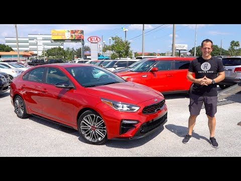 Should you BUY a 2020 Kia Forte GT instead of a Honda Civic Si?
