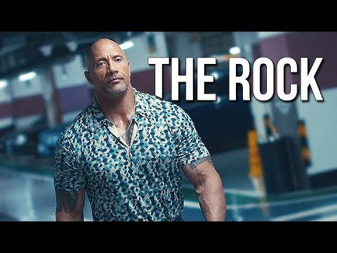 """Dwayne """"The Rock"""" Johnson – The Hardest Working Man In Hollywood (Motivational Video 2018)"""