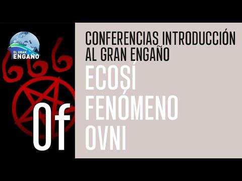 """0f. Feria Eco-si. """"EL fenómeno OVNI"""""""
