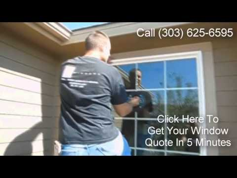 Window Replacement Commerce City CO | (303) 625-6595 | Replacement Windows