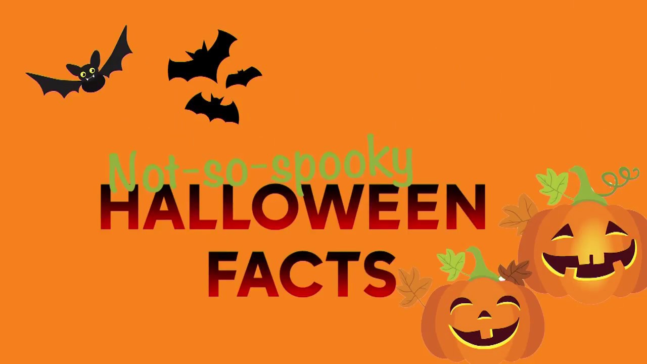 Not-so-spooky Halloween Facts - YouTube