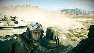 uS Marines Invading Iran - Battlefield 3