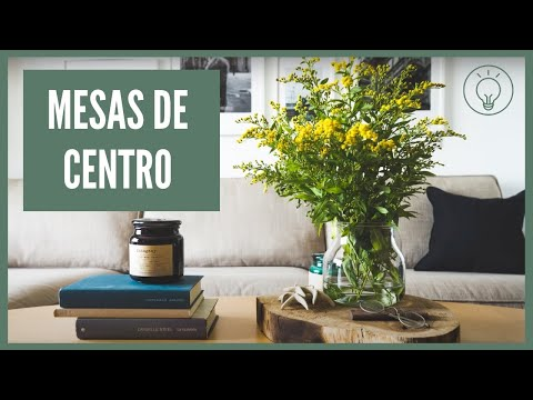 Ideas para decorar una mesa de centro estelamaca youtube - Decorar mesa de centro ...